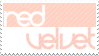[Stamp] Red Velvet by TsukinoFleur