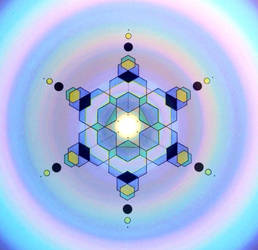 Hexagonal Water Programming by ARCTURUSANT