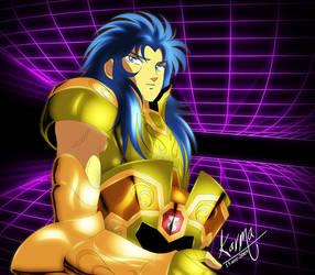 Saga Geminis in V by MK-karma