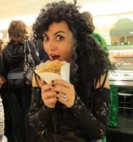 Bellatrix... Crepe Eater XD by Azumina
