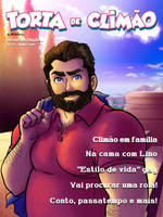 Torta de Climao magazine cover 3 by krisagon