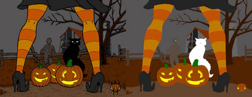 Spooky Brume (flats) by 1-cwc-1