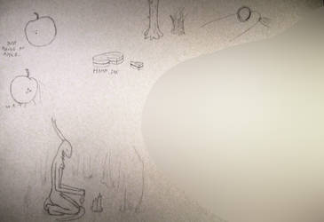 Random Sketches 3 by Vexorum