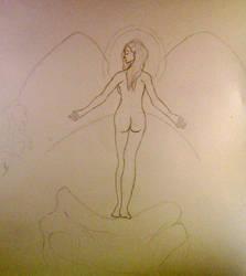 Growing wings by Vexorum