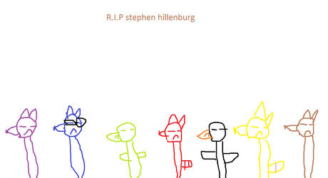 R.I.P stephan hillanberg by cartoonstar92
