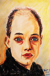 Alain de Botton (My philosopher of choice) by Nippip