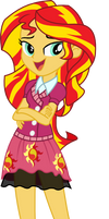 Sunset Shimmer - Friendship Games v. 3 by seahawk270