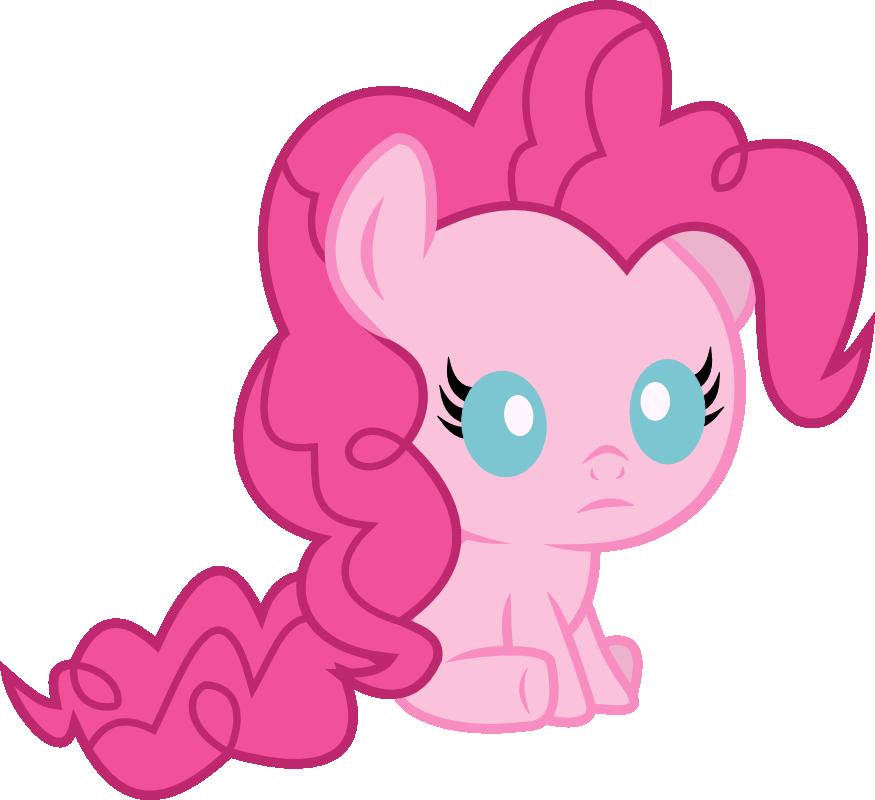 Baby Pinkie Pie by seahawk270 on DeviantArt