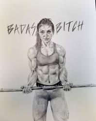 Badass Bitch by avaunt