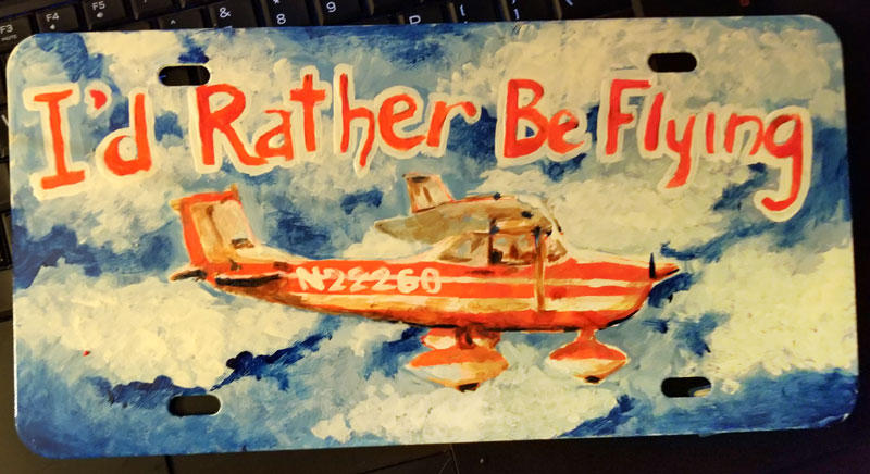 Rather be Flying by avaunt
