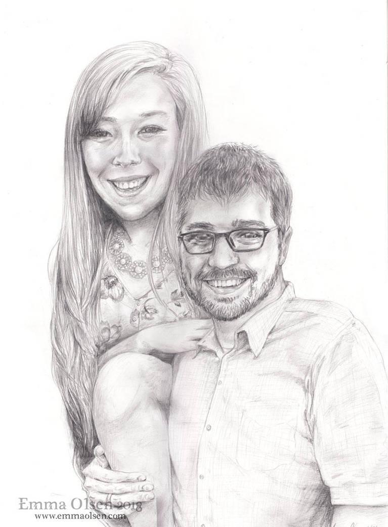 Zach and Tara by avaunt