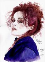 Helena Bonham Carter by AyvazyanMara