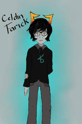 Celdin Farick by MimickingHimHiccupin