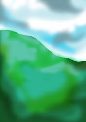 Blue n Green by tomikinai