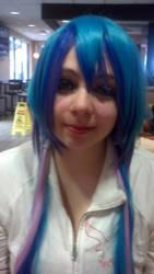 new wig ^^ by JessicaKittyC