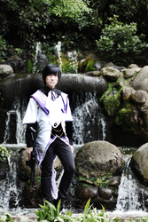 [c o s p l a y ] Akemi Homura Genderbend [ I I ] by infiniteFinality
