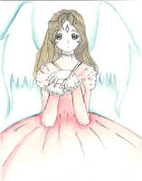 Belldandy by infiniteFinality
