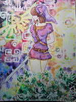 Legend of zelda by Patri02