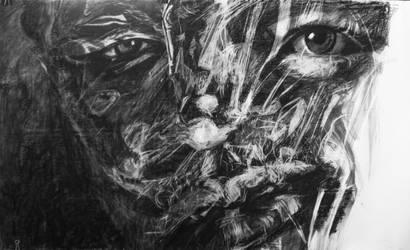 A Portrait of Schizomaica 001 by K-mar