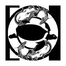 Black Turtle Symbol by RavenBaraq