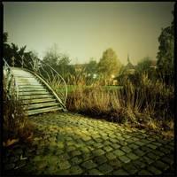 Night Photography - City Park2 by mara-mara
