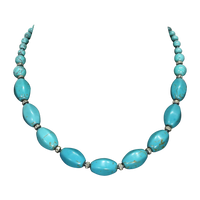 Turquoise necklace png by Adagem