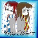 Prt 1 - Christmas for Danielle by Amandasans