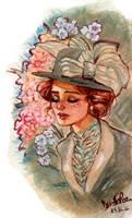 Leyendeckeresque Fanny by FidisART