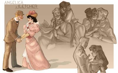 [SP]: Angelica/Fletcher by FidisART