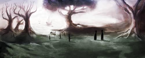 New World by psiipilehto