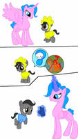 Mommy Carina part 5 by KittyTheNerd