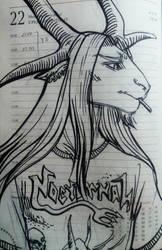 Nocturnalik by PervertBunnies