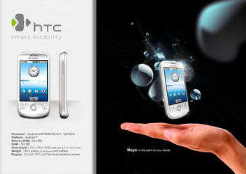 HTC.Magic by 10tacle