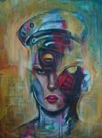 Psychedelic Shipwrecks by JunKieSmurf