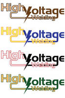High Voltage Logo by SquidMantis