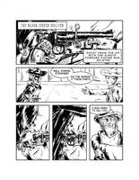 Western Assassin Page 1 by SquidMantis