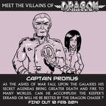 Captain Promus by SquidMantis
