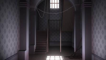 Hallway Lighting by SquidMantis
