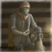 A Darcsen's fate by Saint-Zaby
