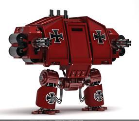 Dreadnought Baron by kemalkorkmaz