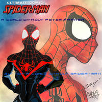 Ultimate Spider-Man: Rebirth by txboi001