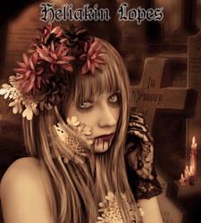 Little vampire by Heliakin