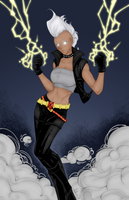 Fury of the Storm by Blackmoonrose13