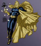 Doctor Fate by Blackmoonrose13
