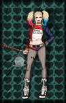 Suicide Squad Harley Quinn by Blackmoonrose13