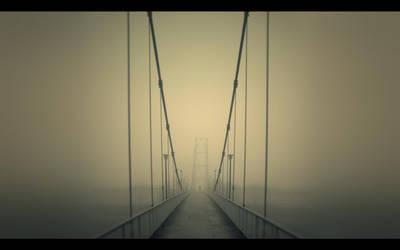 Misty Bridge by vivisektor