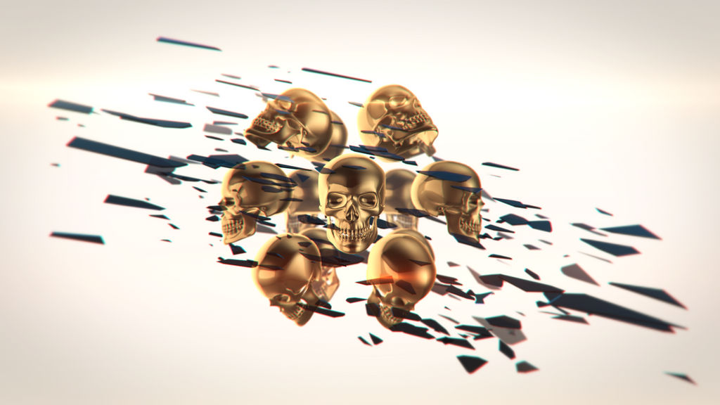Skulls by ZimOby