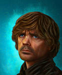 Game of Thrones - Tyrion Lannister by BenMaud
