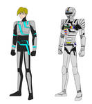 What if Tyler Steele is previous VR Trooper by Chen-Chan