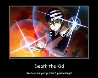 Death the Kid by shadowwolfox